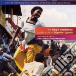 Royalist buganda-uganda cd musicale di The king's musicians