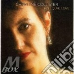 An equal love - cd musicale di Christine Collister
