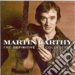 Martin Carthy - The Definitive Collection cd musicale di Carthy Martin