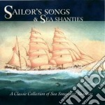 Sailor's songs & sea... cd musicale di Collins Shirley