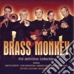 The definitive collection cd musicale di Monkey Brass
