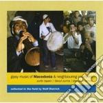 Macedonia - Gipsy Music Of... cd musicale di Macedonia