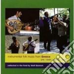 Instrumental folk music - cd musicale di Greece