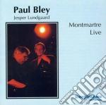 Montmartre live - bley paul cd musicale di Paul Bley