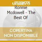 The best of cd musicale di Ronnie Mcdowell