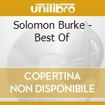 Best of cd musicale di Solomon Burke