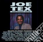 Greatest hits cd musicale di Joe Tex