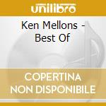 The best of cd musicale di Ken Mellons
