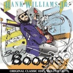 Born to boogie cd musicale di Williams hank jr.