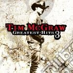 Greatest hits vol.3 cd musicale di Tim Mcgraw