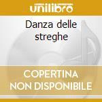 Danza delle streghe cd musicale di Furio romano quintet