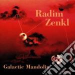 Galactic mandolin - cd musicale di Zenkl Radim