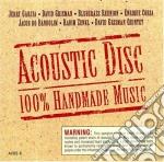 100% handmade music - cd musicale di J.garcia/d.grisman/b.reunion &