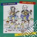 Not for kids only cd musicale di Jerry garcia & david