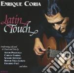 Latin touch - cd musicale di Coria Enrique