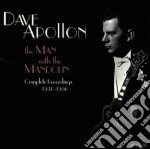 The man with the mandolin - cd musicale di Apollon Dave