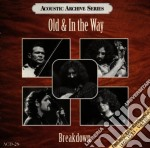 Breakdown - garcia jerry grisman david cd musicale di Old & in the way