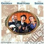 D.grisman/j.hartford/m.seeger - Retrograss cd musicale di GRISMANHARTFORD & SEEGER