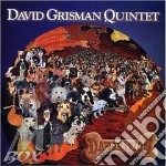David Grisman Quintet - Dawgnation cd musicale di David grisman quinte