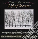 LIFE OF SORROW cd musicale di GRISMAN DAVID