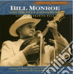 Live at mechanics hall cd musicale di Bill monroe & blue g