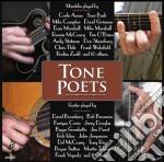 Tone poets cd musicale di Artisti Vari