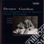 Compl.trio & q.tet studio cd musicale di Dexter Gordon