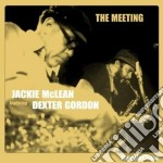 The meeting vol.1 cd musicale di Jackie mclean quinte