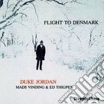 Flight to denmark cd musicale di Duke jordan trio