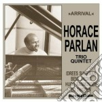 Horace Parlan Trio & Quintet - Arrival cd musicale di Horace parlan trio &