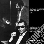 Catalonian fire cd musicale di Tete montoliu trio
