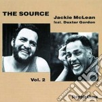 The source vol.2 cd musicale di Jackie mclean quinte