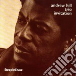 Andrew Hill Trio - Invitation cd musicale di Andrew hill trio
