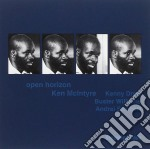 Open horizon - mcintyre ken cd musicale di Ken mcintyre quartet