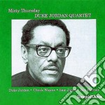 Misty thursday cd musicale di Duke jordan quartet