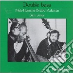 Double bass cd musicale di Orsted pedersen & sa