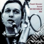 Remember me - cd musicale di Frank strozier sextet