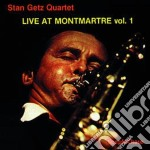Live at montmartre vol.1 cd musicale di Stan getz quartet