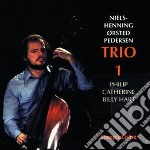 Niels-henning Orsted Pedersen - Trio 1 cd musicale di Orsted Niels-henning