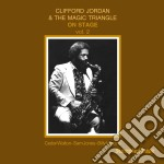 On stage vol.2 cd musicale di Clifford jordan & ma