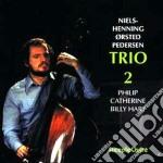 Trio 2 cd musicale di Orsted pedersen trio