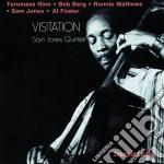 Visitation - jones sam cd musicale di Sam jones quintet