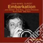 Embarkation - cd musicale di John mcneil quintet