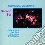 Second set - walton cedar berg bob cd musicale di Cedar walton & bob berg