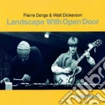 Pierre Dorge & Walt Dickerson - Lanscape With Open Door cd musicale di Pierre dorge & walt dickerson