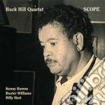 Buck Hill Quartet - Scope cd musicale di Buck hill quartet