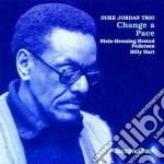 Change a peace cd musicale di Duke jordan trio