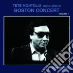 Tete Montoliu - Boston Concert Vol.1 cd musicale di Tete Montoliu