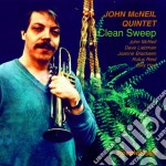 Clean sweep - cd musicale di John mcneil quartet