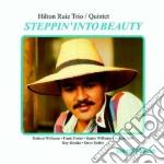 Hilton Ruiz Trio & 5et - Steppin'into Beauty cd musicale di Hilton ruiz trio & 5et